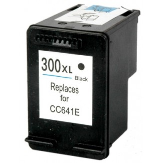 CARTUCHO REMANUF.  Nº 300XL NEGRO (18ML)