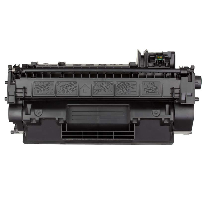 TONER INKPRO COMPATIBLE COMPATIBLE CON HP CE505A NEGRO