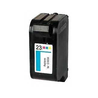 CARTUCHO INKPRO COMPATIBLE CON  23 TRICOLOR (30 ML)