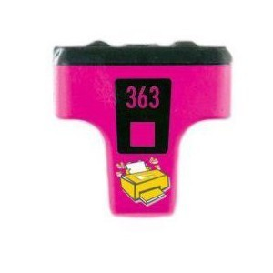 CARTUCHO INKPRO COMPATIBLE CON  363 XL MAGENTA (13 ML)
