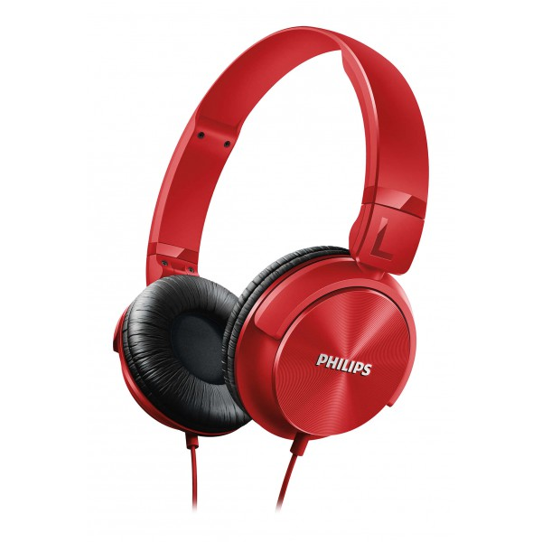AURICULARES PHILIPS SHL3060RD ROJO